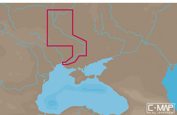 Карта C-MAP EN-N084 - Днепр