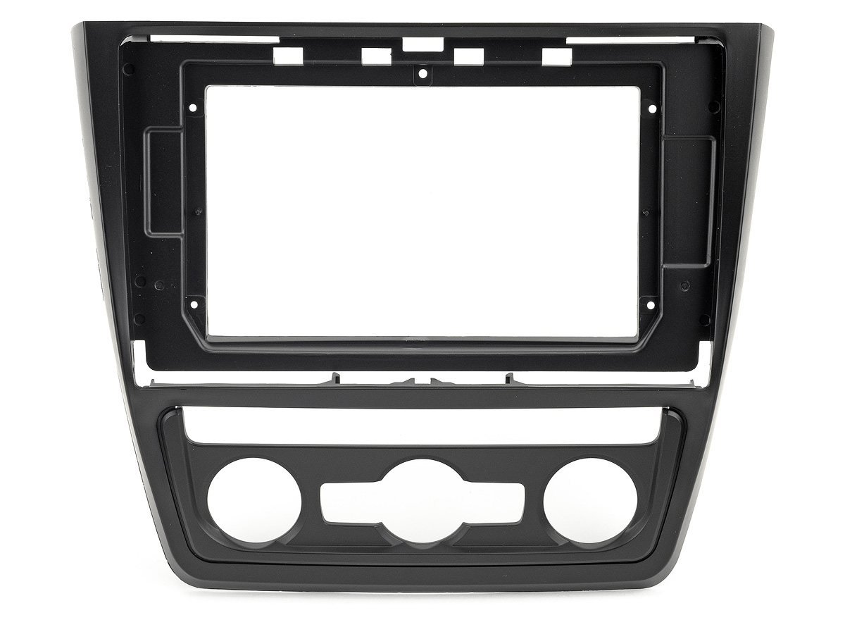 Переходная рамка Intro RSC-FC490 для XTA SKODA Yeti 2015+ (Auto AC/manual AC), 10