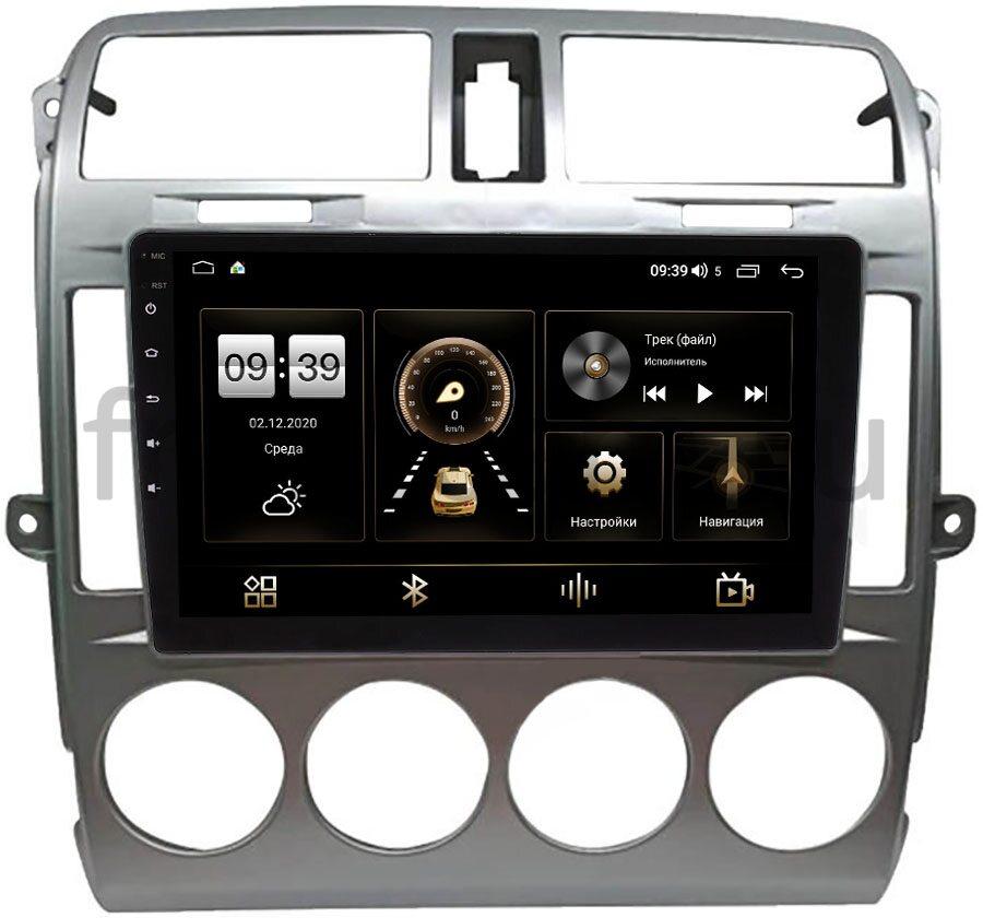 Штатная магнитола Kia Carnival 2002-2006 LeTrun 4166-9-1003 на Android 10 (4G-SIM, 3/32, DSP, QLed) (+ Камера заднего вида в подарок!)