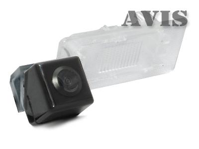 CMOS штатная камера заднего вида AVIS AVS312CPR для SKODA SUPERB II (2013 - ...) (#102)