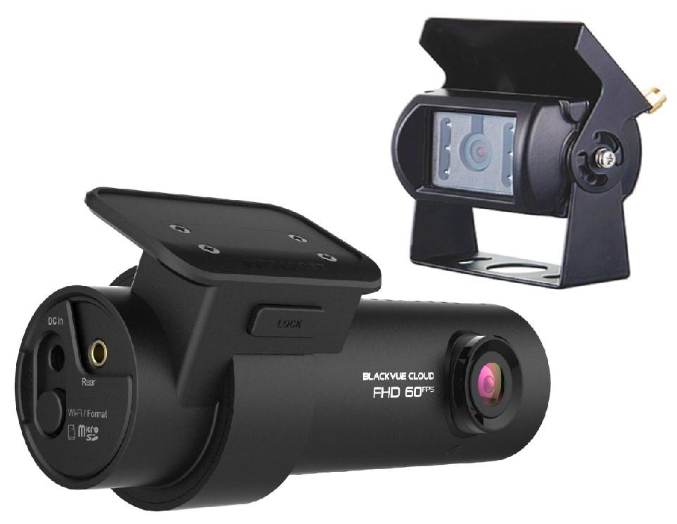 Видеорегистратор BlackVue DR750S-2CH TRUCK (+ Power Magic Pro в подарок!)