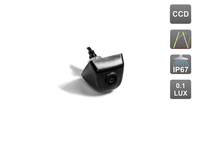 Универсальная камера заднего вида c динамической разметкой AVIS Electronics AVS311CPR (980 CCD IPAS) универсальная камера переднего вида avis avs311cpr 180 front multiview