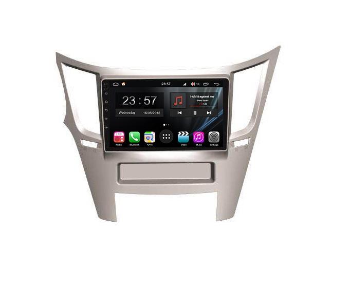 Штатная магнитола FarCar s300-SIM 4G для Subaru Legacy (2009-) Outback (2009-2014) на Android (RG061R) (+ Камера заднего вида в подарок!)