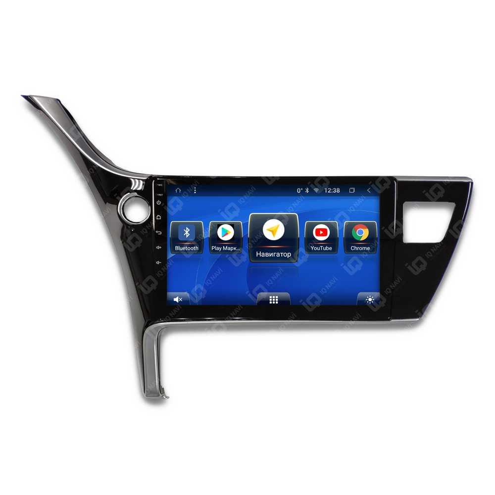 Автомагнитола IQ NAVI TS9-2926CFHD Toyota Corolla XI (E160 Restyle) (2016+) 10,1 DSP (5 CH) + 4G SIM Carplay (+ Камера заднего вида в подарок!)