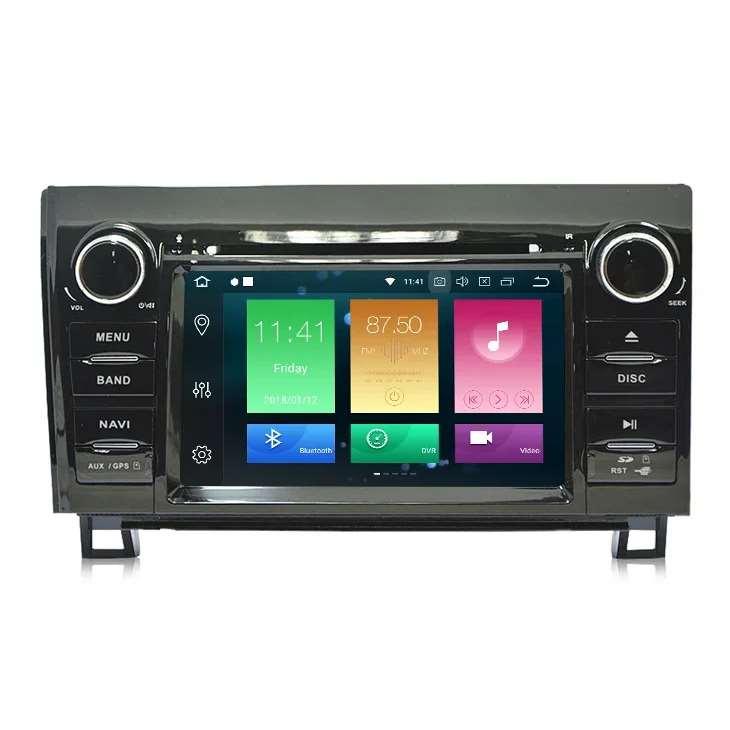 Штатная магнитола CARMEDIA MKD-T790-P6-8 Toyota Tundra Android 9.0 вешалка для водяных полотенцесушителей сунержа 00 2002 0460