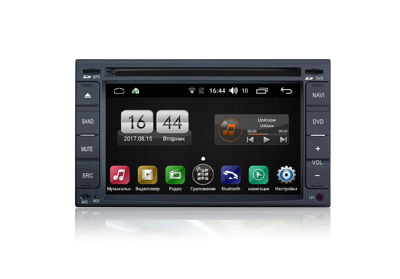 Штатная магнитола FarCar s170 для Nissan Universal на Android (L001) штатная магнитола farcar s170 для bmw e38 e39 e53 на android l707bs