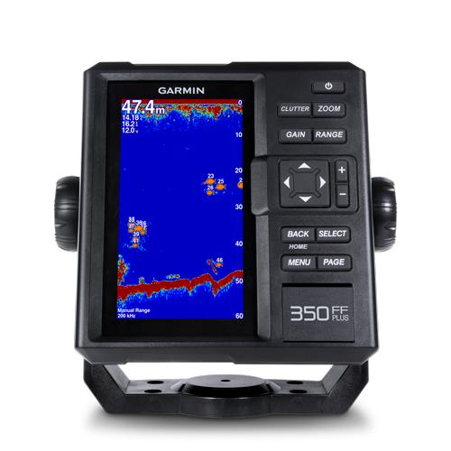 Эхолот Garmin FF 350 Plus, с трансдьюсером 77200кГц