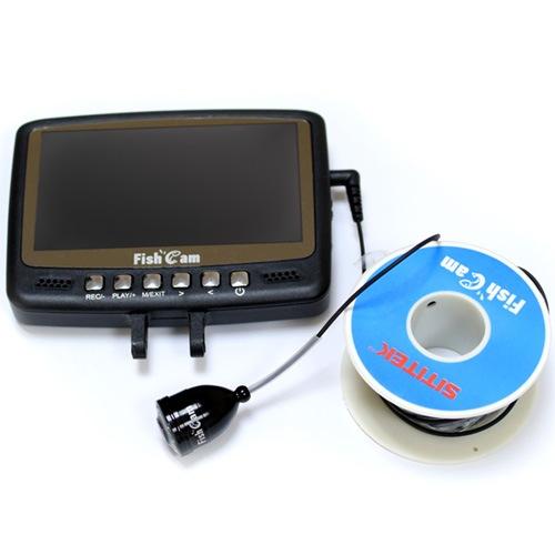 все цены на Подводная видеокамера для рыбалки SITITEK FishCam-430 DVR онлайн