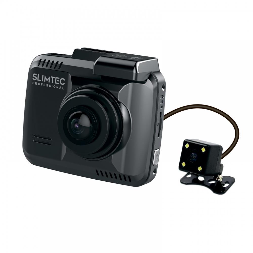 Видеорегистратор Slimtec Dual Z7 (+ Разветвитель в подарок!) видеорегистратор slimtec spy xw разветвитель в подарок