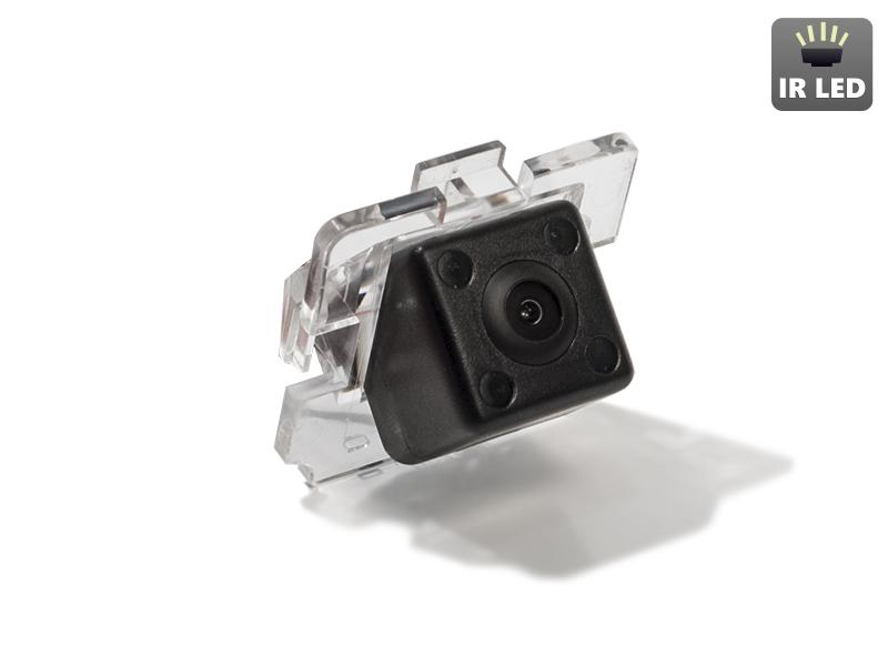 CMOS ИК штатная камера заднего вида AVIS Electronics AVS315CPR (#060) для CITROEN C-CROSSER/ MITSUBISHI OUTLANDER II XL (2006-2012) / OUTLANDER III (2012-...) / LANCER X HATCHBACK/ PEUGEOT 4007 фаркоп mitsubishi outlander xl peugeot 4007 citroen c crosser 2007 под квадрат без электрики