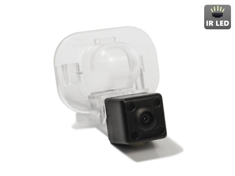 купить CMOS ИК штатная камера заднего вида AVIS Electronics AVS315CPR (#031) для HYUNDAI SOLARIS SEDAN/ KIA CERATO II (2009-2012) / VENGA дешево