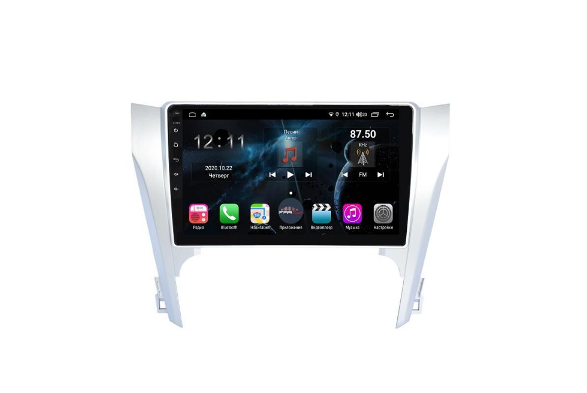 Штатная магнитола FarCar s400 дляToyota Camry 2012+ на Android (H131R) (+ Камера заднего вида в подарок!)