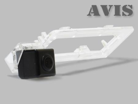 CMOS штатная камера заднего вида AVIS AVS312CPR для SUBARU XV (#126) cmos штатная камера заднего вида avis avs312cpr 104 для volkswagen tiguan