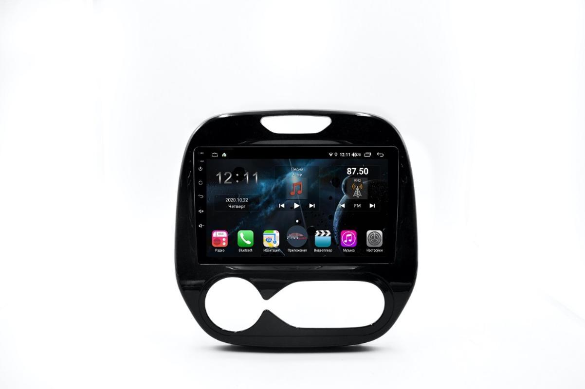Штатная магнитола FarCar s400 для Renault Kaptur на Android (TG733R) (+ Камера заднего вида в подарок!)