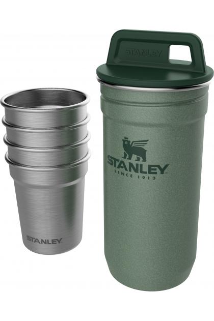 Зеленый набор стопок STANLEY Adventure 0,59L 10-01705-039 комплект vitamins be2402 возраст 9 месяцев цвет зеленый