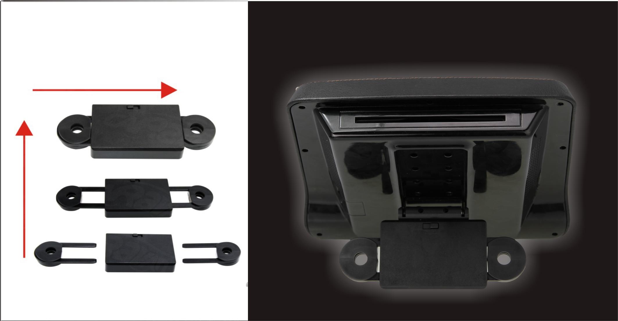 Автомобильный монитор FarCar Z010 (+ Салфетки из микрофибры в подарок)