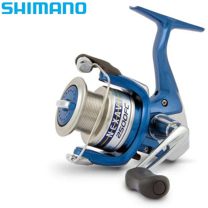Катушка безынерционная SHIMANO NEXAVE 6000 FC