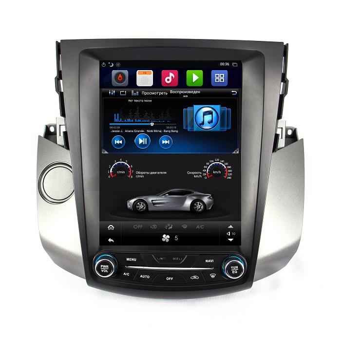 Штатная магнитола FarCar Tesla для Toyota RAV-4 2006-2012(T018)