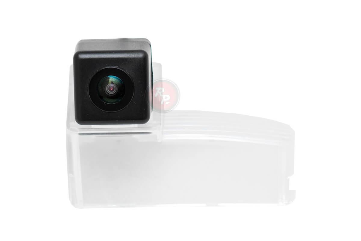 Штатная видеокамера парковки Redpower NIS100P Premium для Nissan Tiida, GTR hatchback, Patrol (2010+) фото