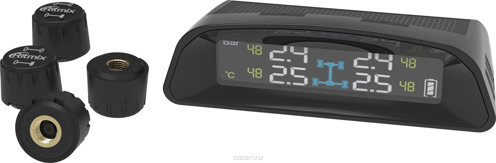 Датчик контроля давления в шинах Ritmix RTM-400 система контроля давления в шинах ritmix rtm 501