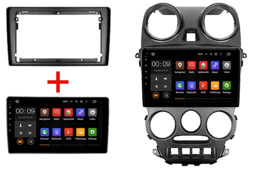 Штатная магнитола Roximo 4G RX-3006 для Lada Granta (2011-2018) (+ Камера заднего вида в подарок!)