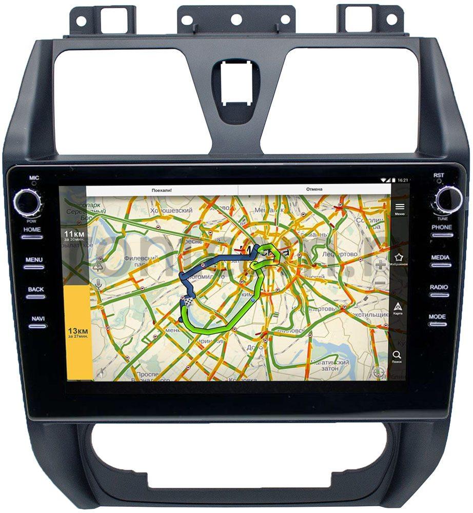 Штатная магнитола LeTrun 3149-10-3019 для Geely Emgrand EC7 2009-2014 на Android 10 (DSP 2/16 с крутилками) (+ Камера заднего вида в подарок!)