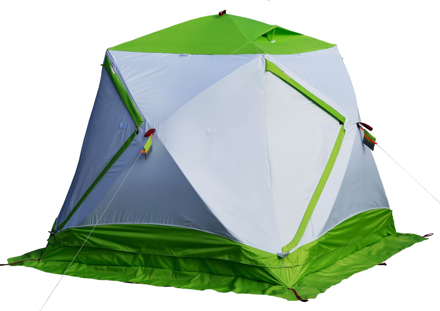 Зимняя палатка Лотос Куб 3 Компакт Термо (+ Дарим комплект ввертышей для палаки.) цены онлайн