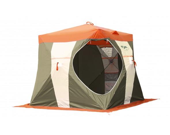 Нельма Куб-2 палатка для зимней рыбалки митек нельма куб 2 люкс