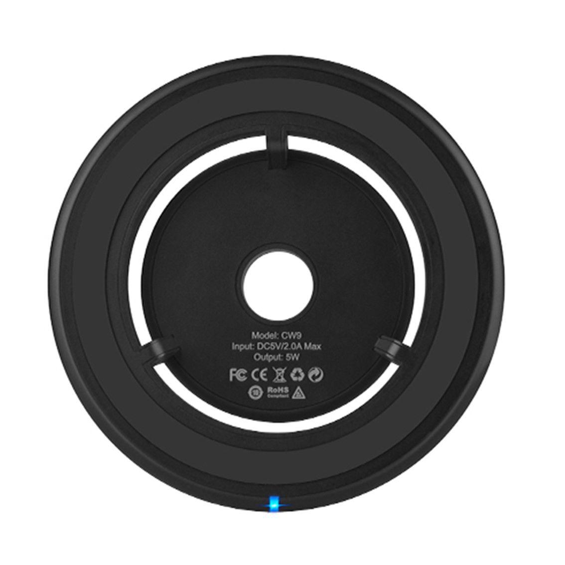 Беспроводная зарядка для телефона Hoco CW9