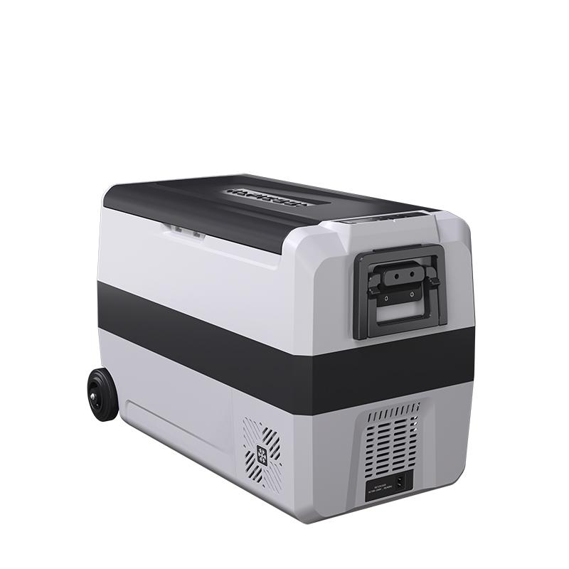 Компрессорный автохолодильник Alpicool T50 kомпрессорный автохолодильник alpicool cf 55 55л 12 24 220в