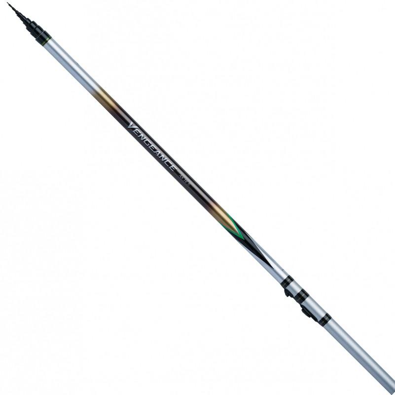 Удилище Shimano VENGEANCE AX TE 5-400 удилище спиннинговое shimano yasei red ax dropshot 250