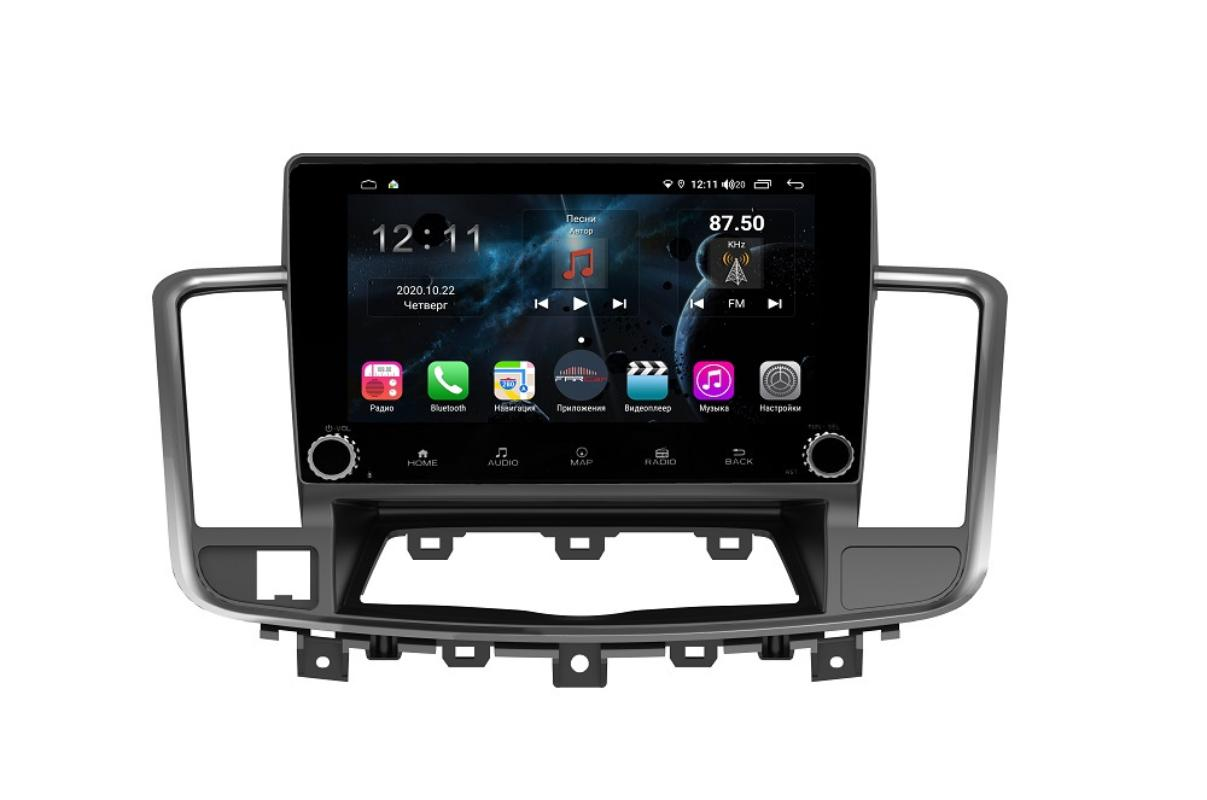 Штатная магнитола FarCar s400 для Nissan Teana на Android (H1076RB) (+ Камера заднего вида в подарок!)