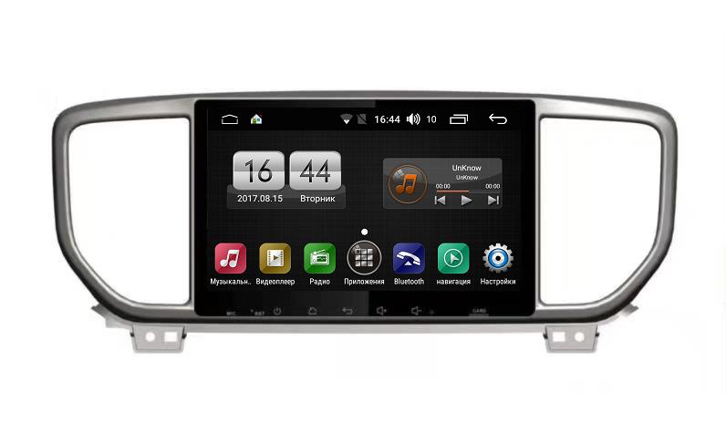 Штатная магнитола FarCar s175 для KIA Sportage на Android (L1143R)