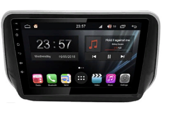 Штатная магнитола FarCar s300-SIM 4G для Hyundai Tucson на Android (RG1135R) (+ Камера заднего вида в подарок!)