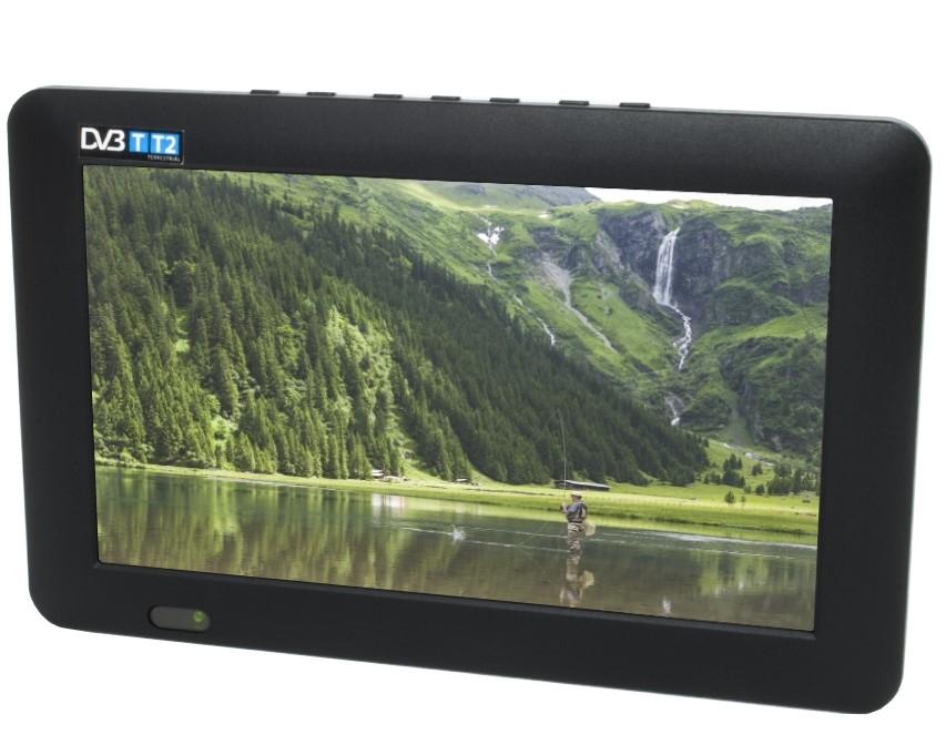 Фото - Портативный телевизор 9 DVB-T2 AVS090PT (+ Разветвитель в подарок!) горнаков станислав геннадьевич directx 9 уроки программирования на с