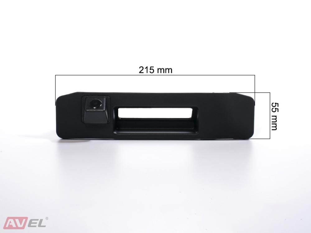 Штатная HD камера заднего вида AVS327CPR (#130) для автомобилей Mercedes-Benz