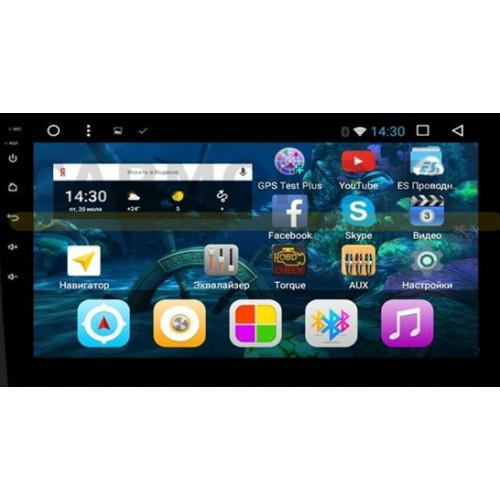 Штатная магнитола Kia Rio 2010-2017 2/16 GB IPS vomi VM2730-T8 Android 7/8 (+ Камера заднего вида в подарок!) штатная магнитола toyota lc prado 150 2014 2017 2 16 gb ips vomi vm2692 t8 android 7 8