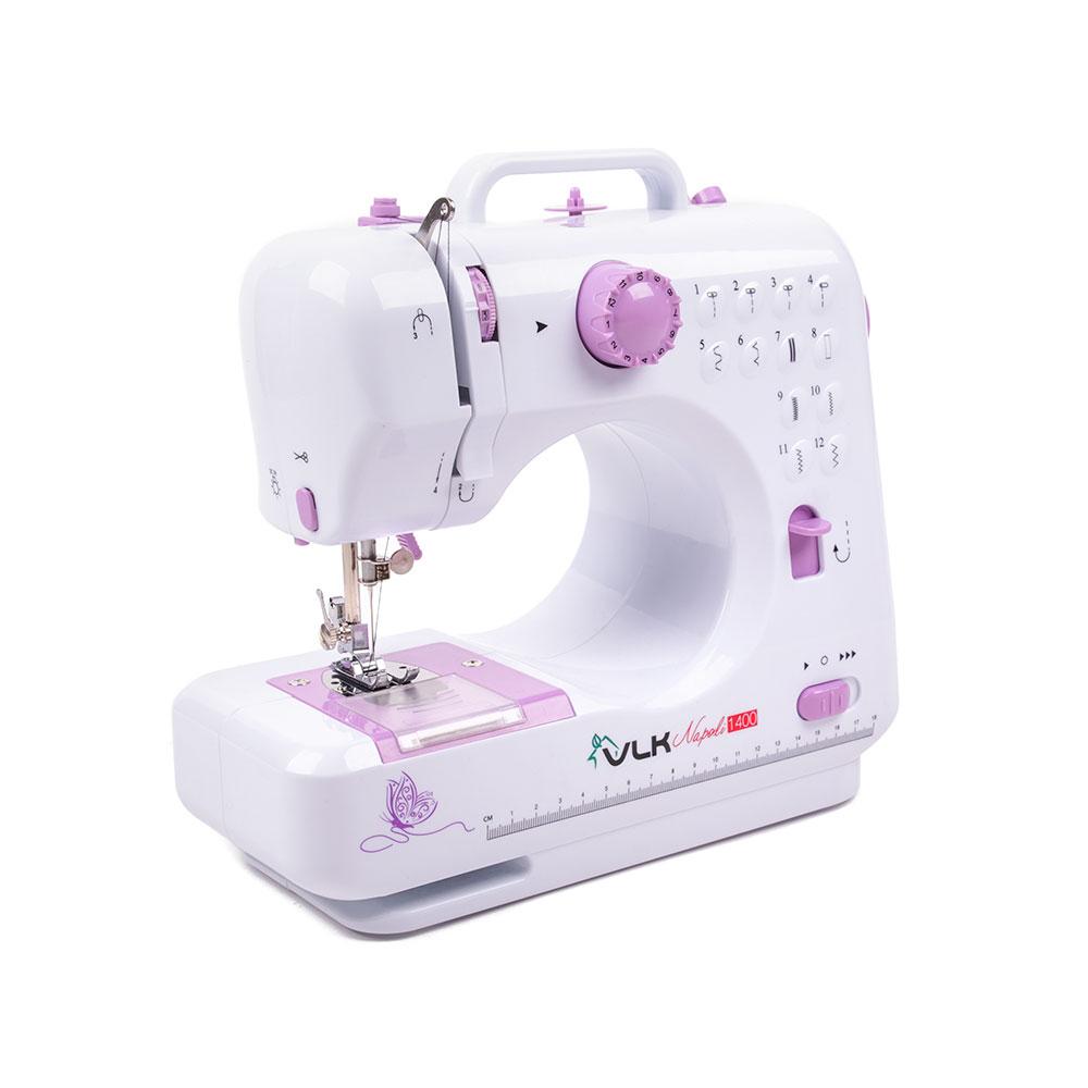 Швейная машина VLK Napoli 1400 (белый) швейная машина endever vlk napoli 1400