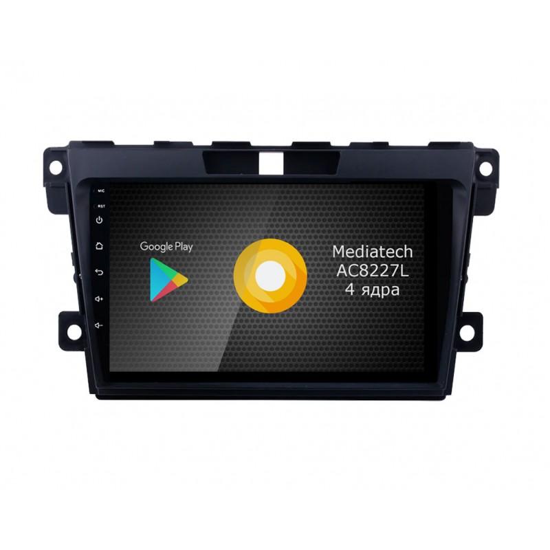 Штатная магнитола Roximo S10 RS-2402 для Mazda CX-7 (Android 8.1) (+ Камера заднего вида в подарок!)