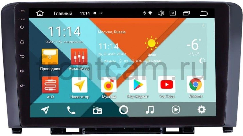 Штатная магнитола Great Wall Hover H6 2011-2015 Wide Media KS9-381QM-2/32 DSP CarPlay 4G-SIM Android 10 (+ Камера заднего вида в подарок!)