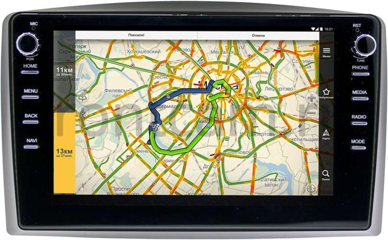 Штатная магнитола Mercedes Vito III (W447) 2014-2021 LeTrun 3149-10-094 на Android 10 (DSP 2/16 с крутилками) (+ Камера заднего вида в подарок!)
