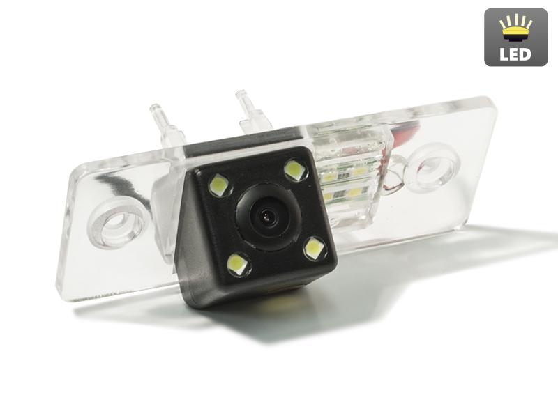 CMOS ECO LED штатная камера заднего вида AVIS Electronics AVS112CPR (#105) для VOLKSWAGEN TOUAREG I (03-10)/TIGUAN/PORSCHE CAYENNE I (02-10) cmos ик штатная камера заднего вида avis electronics avs315cpr 018 для honda accord vii 2002 2008 accord viii 2008 2012 civic 4d viii 2006 2012
