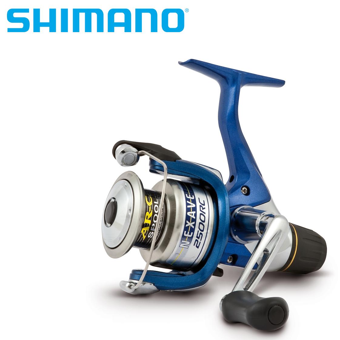 Катушка безынерционная SHIMANO NEXAVE 4000 RC