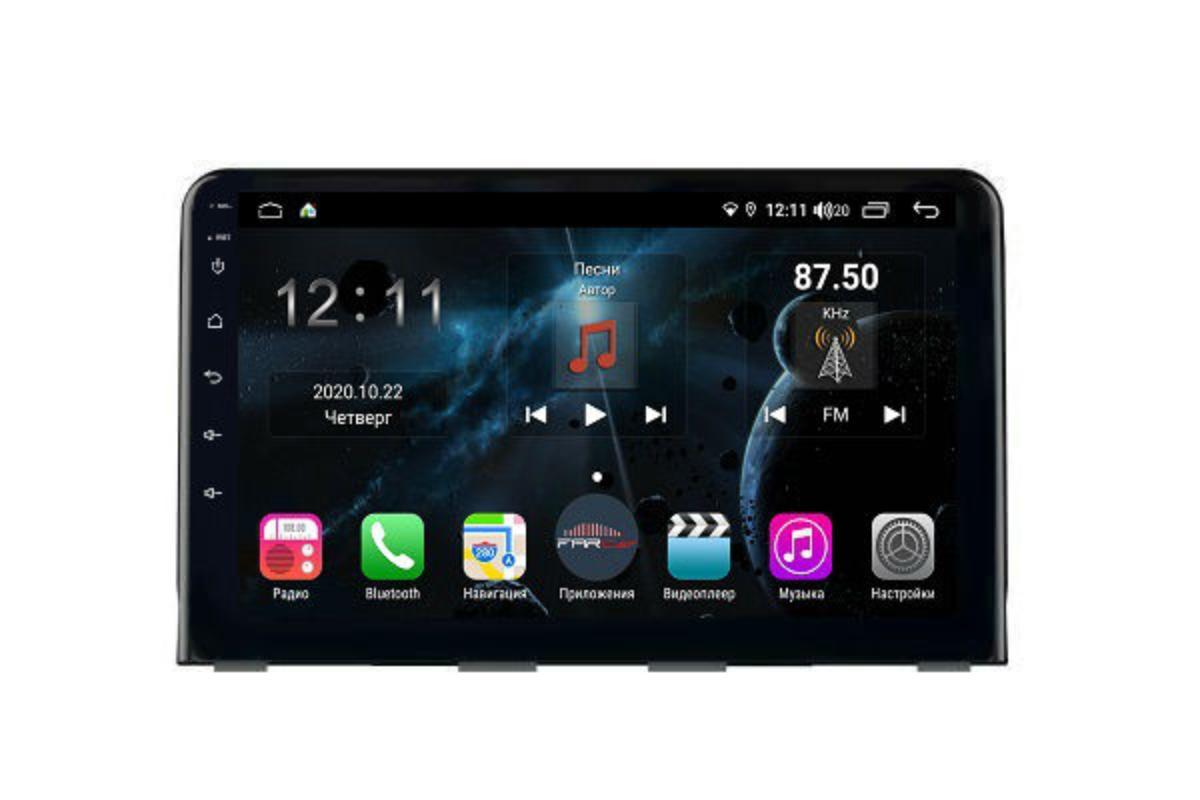 Штатная магнитола FarCar для Hyundai Sonata на Android (H1054R) (+ Камера заднего вида в подарок!)