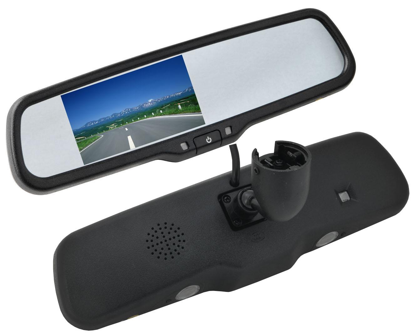 цена на Зеркало заднего вида с монитором SWAT VDR-VW-02