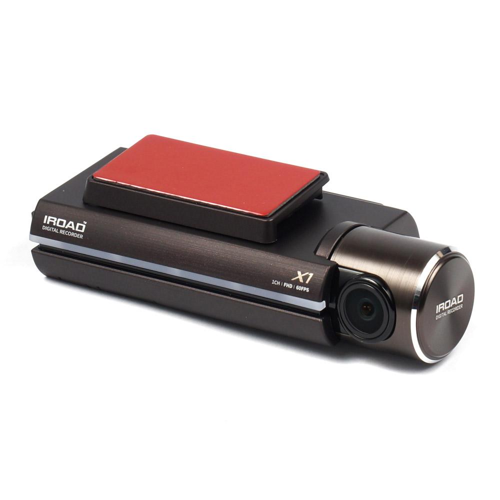 Видеорегистратор IROAD X1 (1CH) (+ Разветвитель в подарок!)