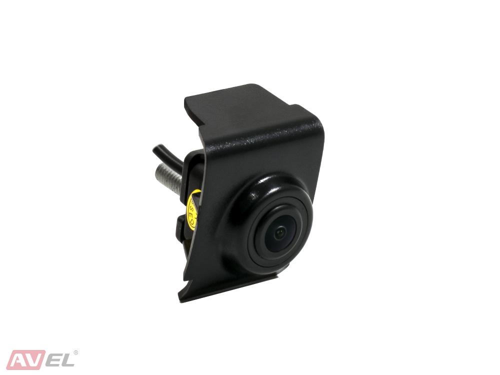 CCD штатная камера переднего вида AVS324CPR (#198) для автомобилей SKODA