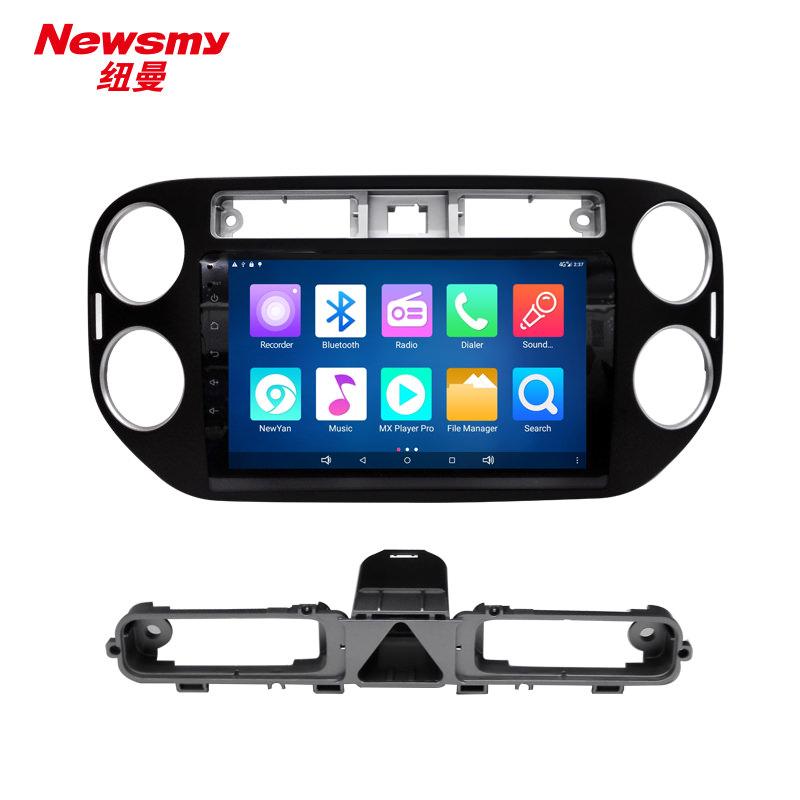 Штатная магнитола CARMEDIA NM-9040 DVD Volkswagen Tiguan 2007-2016 (до и после рестайлинга), Golf Plus alldocube cube t8 ultimate plus pro dual 4g phone tablet pc octa core 8 inch full hd android 5 1 7 0 2 3gb ram 16 32gb rom gps