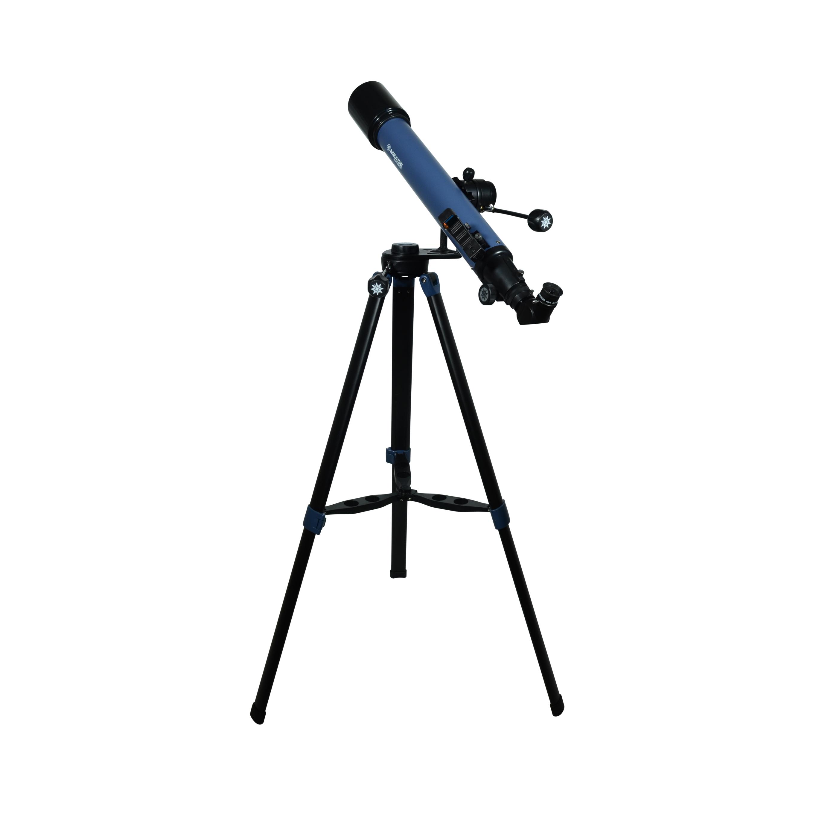 Фото - Телескоп Meade StarPro AZ 70 мм (+ Книга знаний «Космос. Непустая пустота» в подарок!) рус д играть чтобы жить книга седьмая исход
