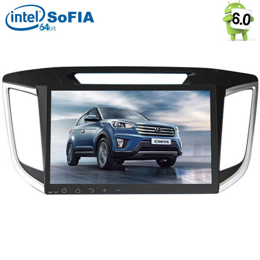Штатная магнитола Hyundai Creta 2016-2018 LeTrun 2137 на Android 6.0.1 Intel SoFIA hot sale 1gb ddr pc2700 laptop memory module ram 184 pin sodimm 333mhz memoria for intel amd compatible rams for notebooks